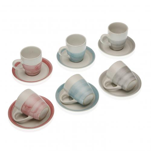 3S. x Home - Set de 6 Tasses ENJAS - Arts de la table