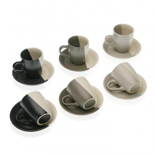 3S. x Home - Set de 6 Tasses ORLA - Arts de la table