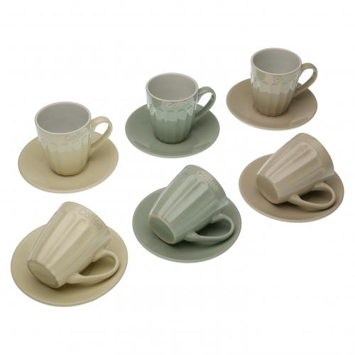 3S. x Home - Set de 6 Tasses JOUH - Arts de la table