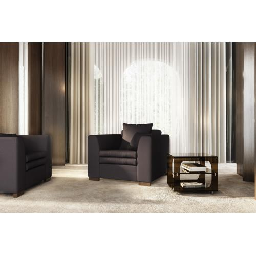 Ted Lapidus Home - Fauteuil tendance contemporain CARBAJO - Ted Lapidus Home