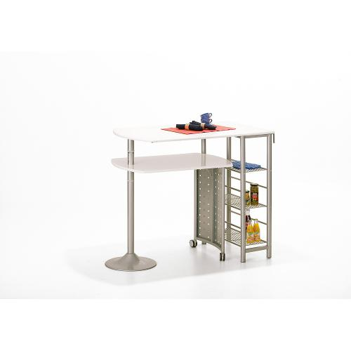 3S. x Home -  Table bar amovible FLAMINGO - Table