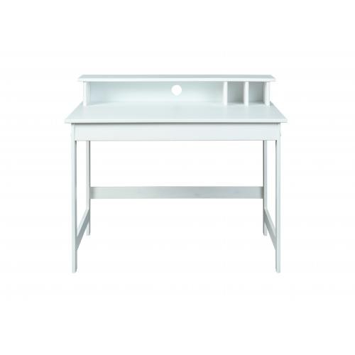 3S. x Home - Bureau blanc HALEY - Dressing & rangement