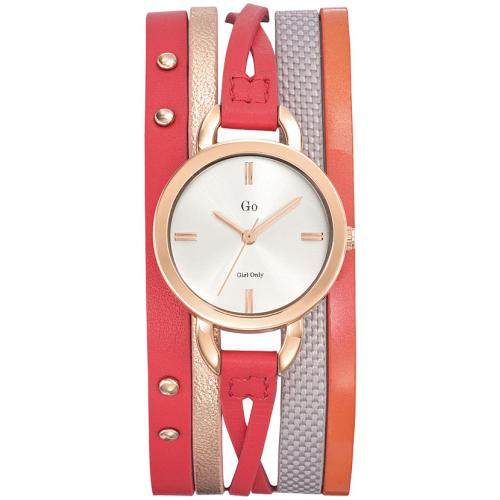 Go Girl Only - Montre Go Girl Only 698579 - Montre Cuir Multicolore Femme