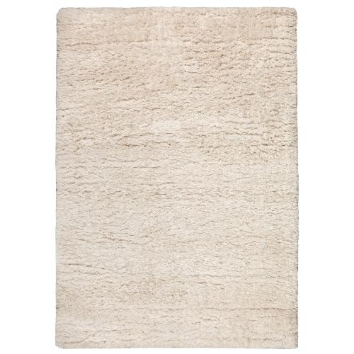 3S. x Home - Tapis polyester  Miky Neige - La déco