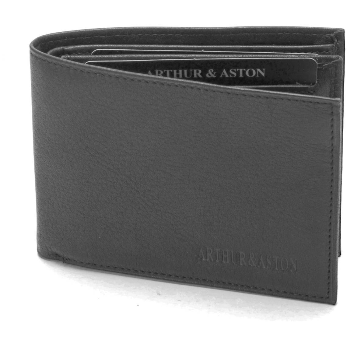 PORTE CARTES DANDY - Cuir - Arthur & Aston - Modalova