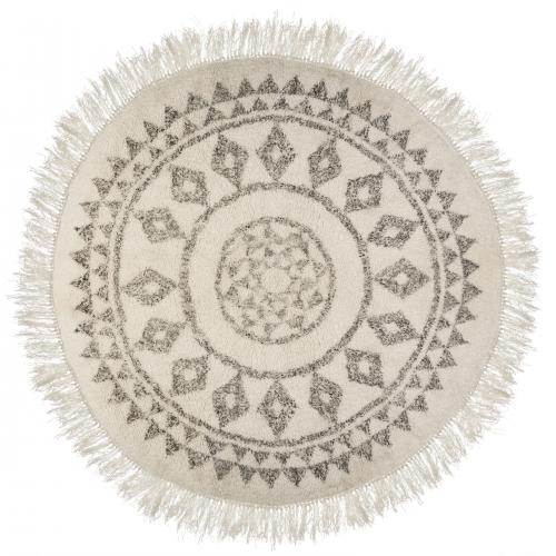 3S. x Home - Tapis Rond ANCI  - Cocooning façon Noël