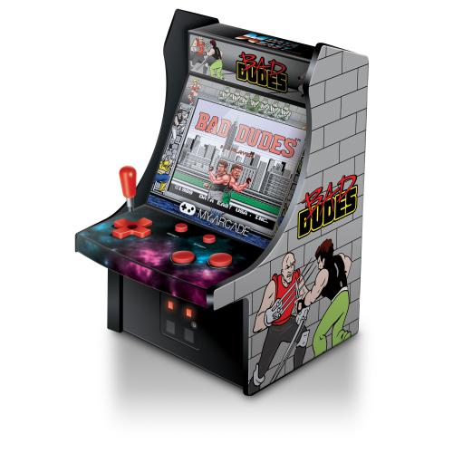 3S. x Home - Micro Player MY ARCADE BAD DUDES - Sélection meuble & déco Intemporel