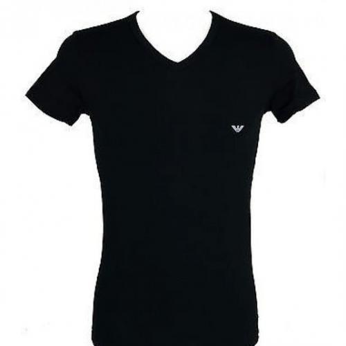 b5d6fd89b59 Emporio Armani Underwear - T-shirt col V - T-shirts homme