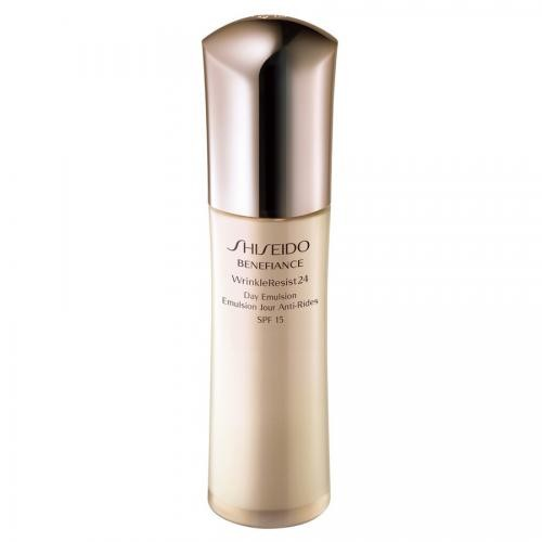 Shiseido Men - EMULSION SPF15 BENEFIANCE WRINKLERESIST24 - Anti-Rides Jour - Beauté