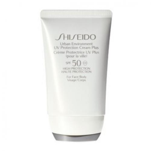 Shiseido Men - CREME SPF 50 URBAN ENVIRONMENT - Hydratant & Anti-UV - Haute (SPF>30) - Beauté