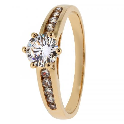 Or 9 Carats - Bague Harmonie - Promotions