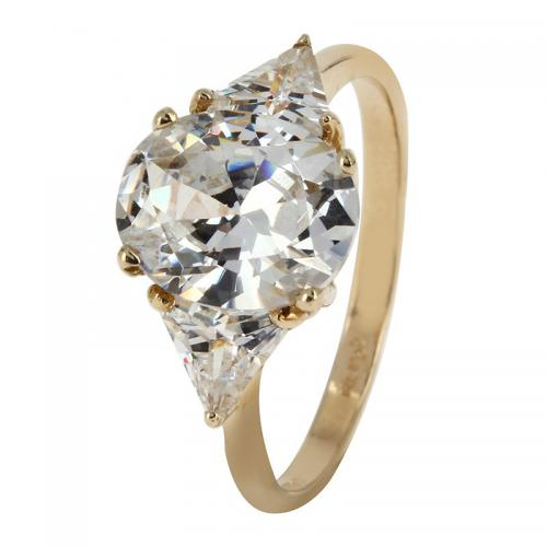 Or 9 Carats - Bague Lady shine - Promotions