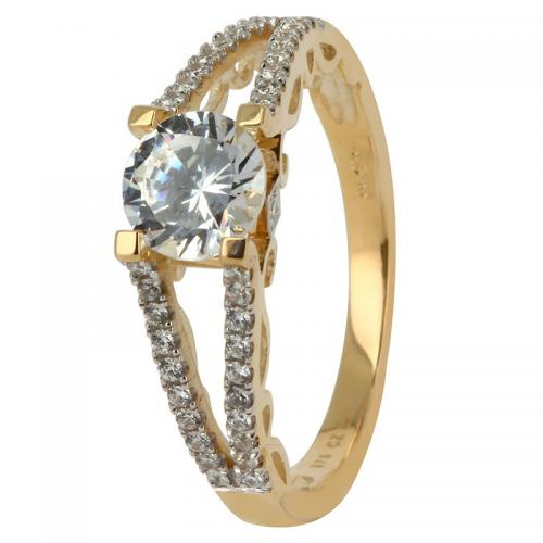 Or 9 Carats - Bague Ornamenta - Promotions