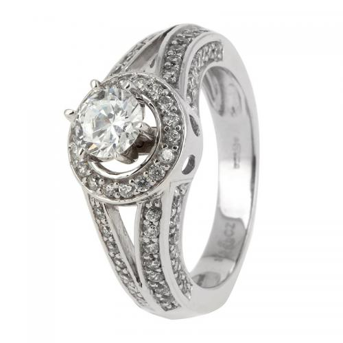 Or 9 Carats - Bague Miss Sunshine - Promotions