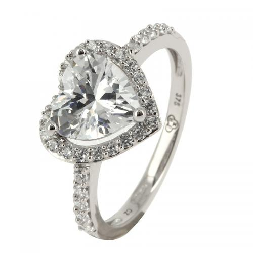 Or 9 Carats - Bague Amour toujours - Or 9 Carats