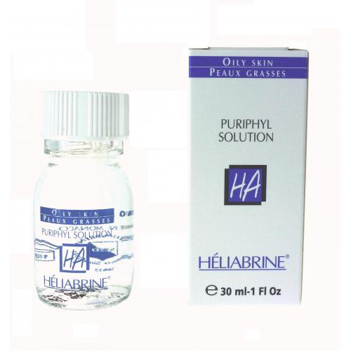 Heliabrine - SOLUTION ANTI-ACNE - Traitement de fond Purifiant - Beauté