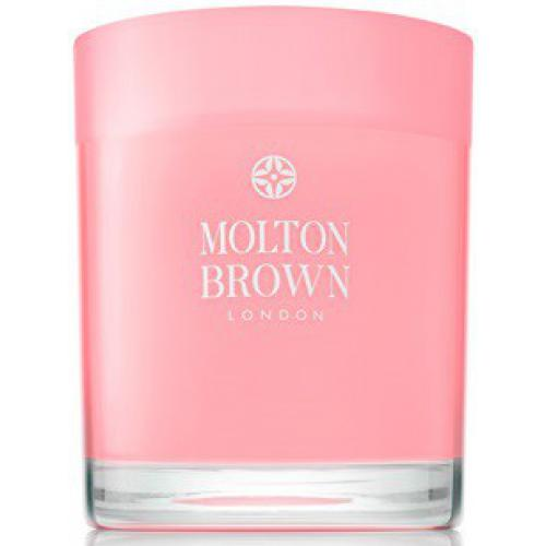 Molton Brown - Bougie 3 Mèches Rhubarbe & Rose - Parfums