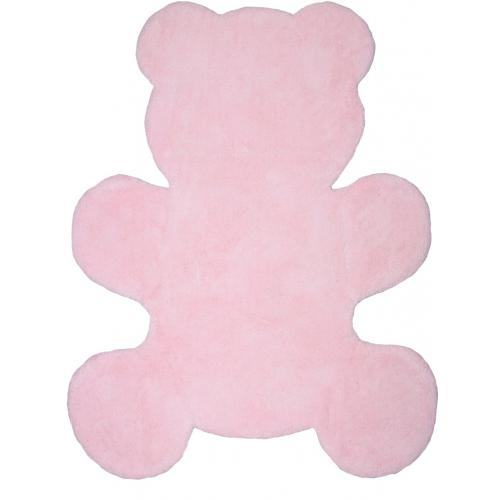 FHD - Tapis ourson rose 80x100cm BEAR - Tapis