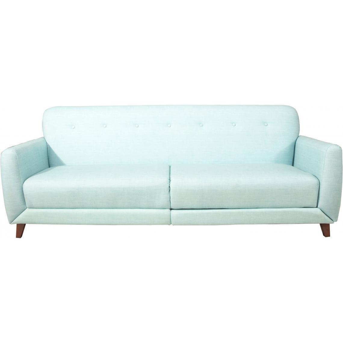canap convertible clic clac en tissu capitonn lobby 3. Black Bedroom Furniture Sets. Home Design Ideas