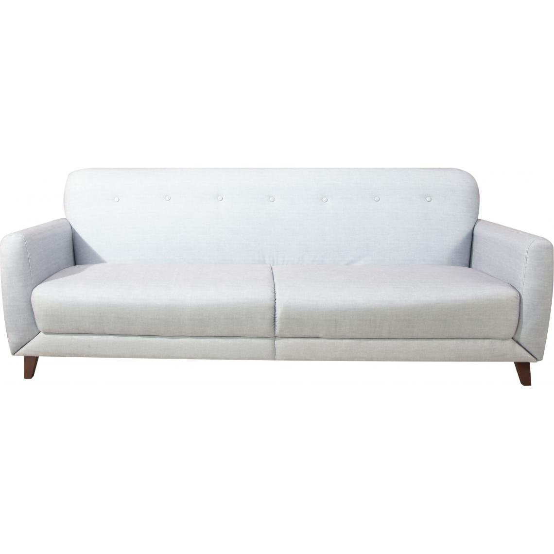 canap convertible clic clac en tissu capitonn lobby 3 suisses. Black Bedroom Furniture Sets. Home Design Ideas