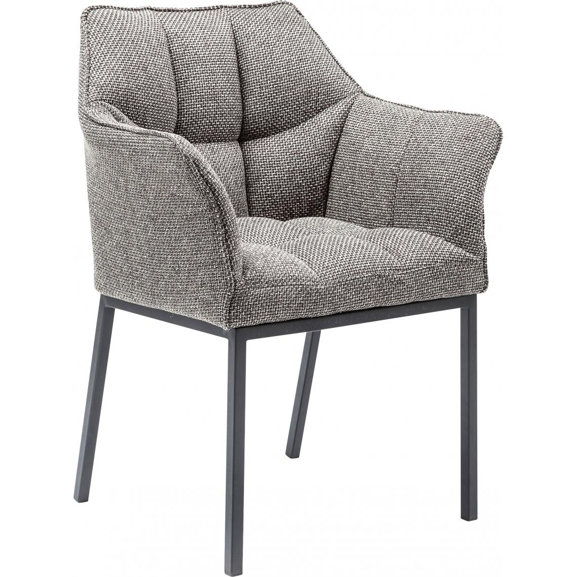 chaise accoudoir design
