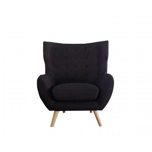 3S. x Home - Fauteuil scandinave XL BOLINO - Le salon