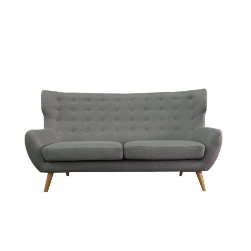 3S. x Home - Canapé scandinave 3 places XL BOLINO - Scandinave