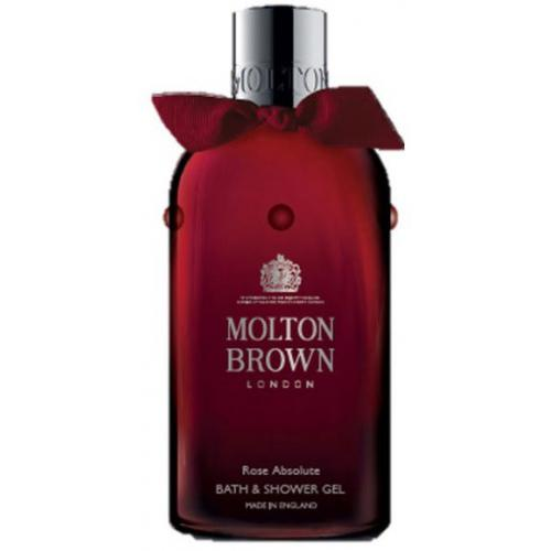 Molton Brown - Bain Douche Rosa Absolute - Rose, Cassis, Géranium, Patchouli - Beauté