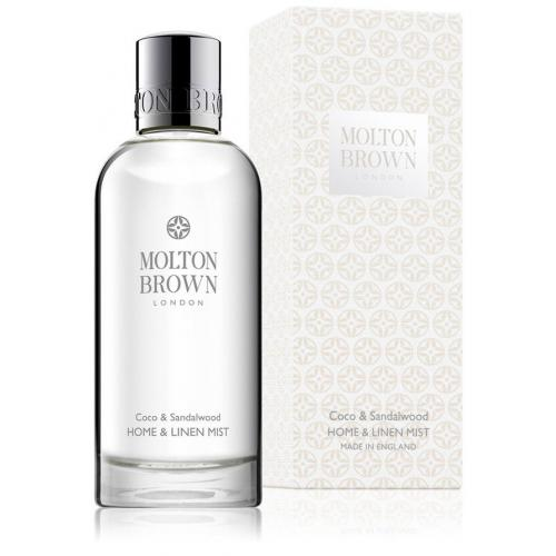 Molton Brown - Spray d'ambiance Coco & Sandalwood - Coco, Jasmin, Bois de Santal - Beauté