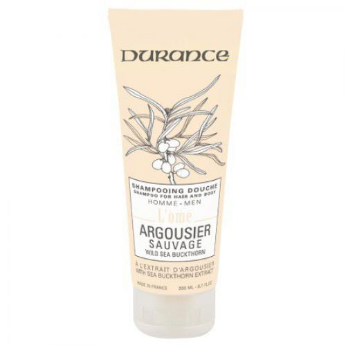 Durance - Shampooing Douche Argousier Sauvage - Durance Parfums d'ambiance