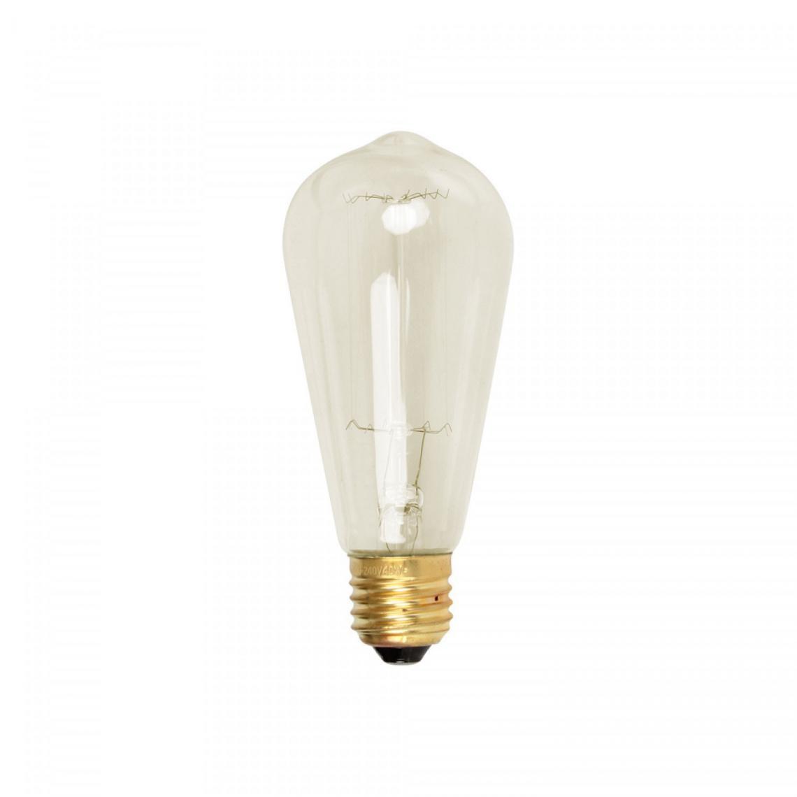 Ampoule Décorative Style Rétro Cône D5,8 TERMIK