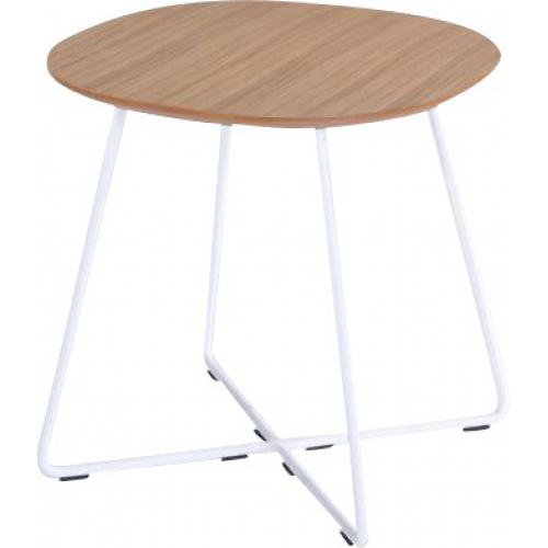3S. x Home - Table d'Appoint Scandinave Chêne JAKA - Le salon