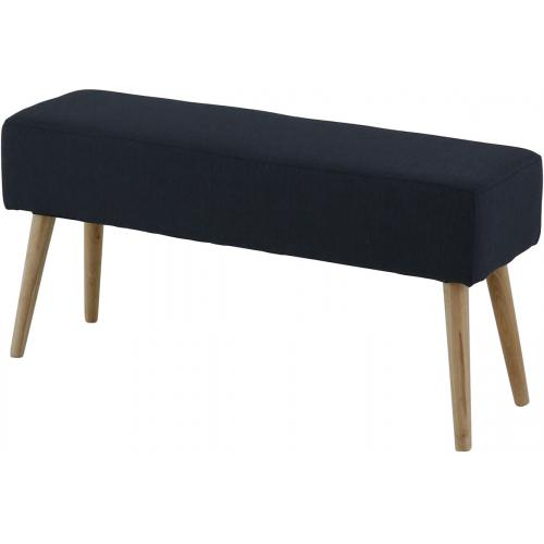 3Suisses - Banc Scandinave Anthracite MALLORY - Promotions