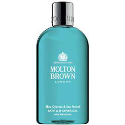 Molton Brown - Gel Douche Blue Cypress & Sea Fennel - Beauté femme