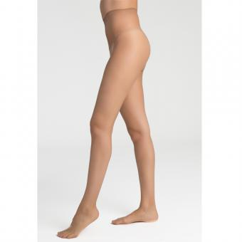 Dim Chaussant - Collant Teint de Soleil X1 Or - Bas et collants