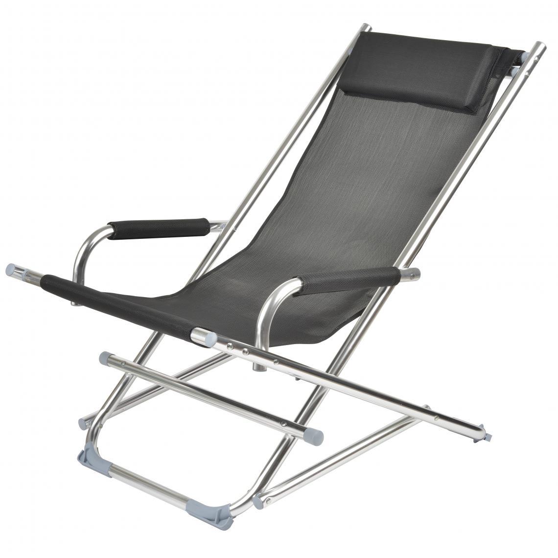 3 suisses chaises longues