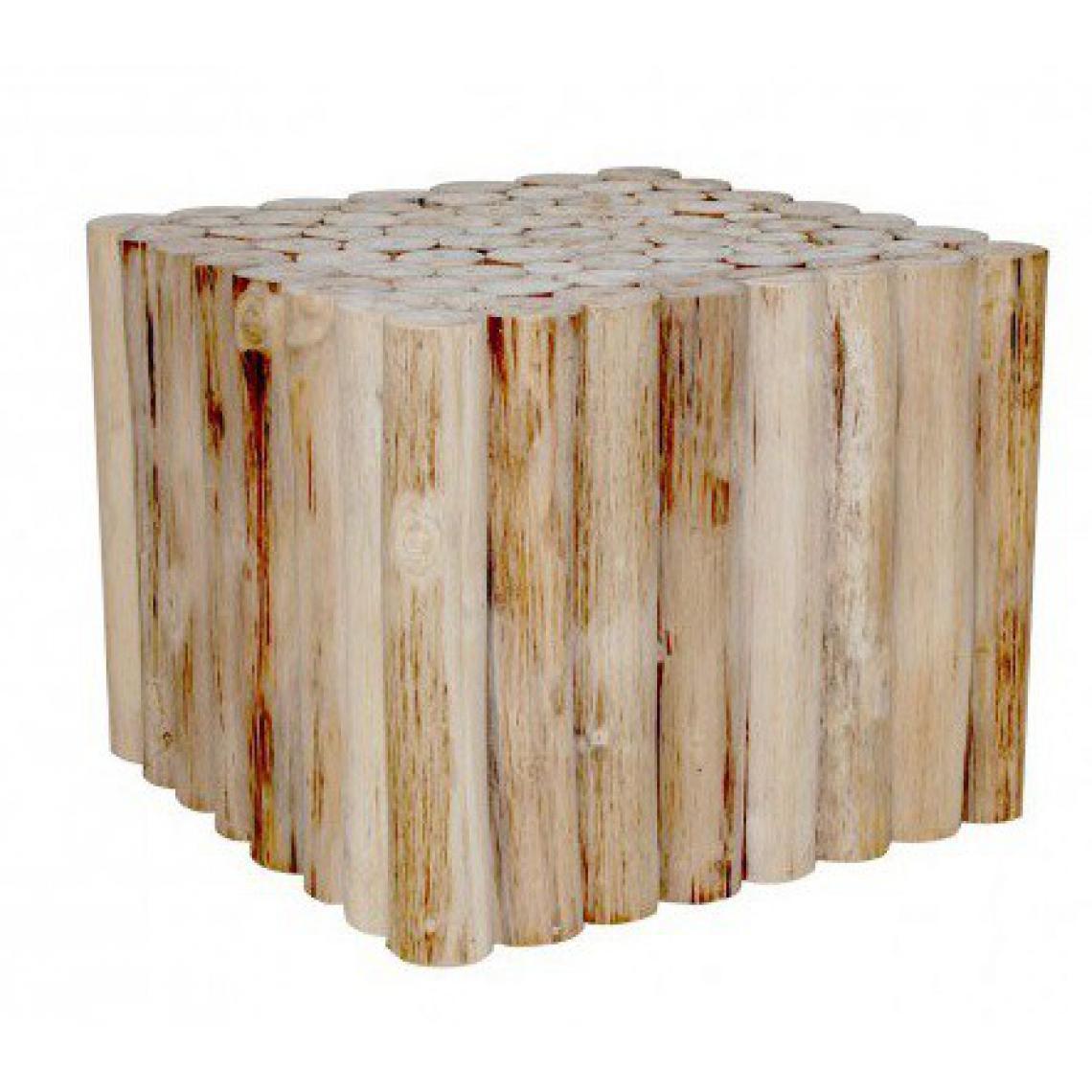 En Silvest Rustique Bois Basse Table Massif 1TK3lJFc