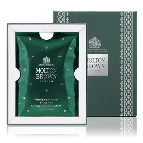 Molton Brown - Sels de Bain Juniper Berries & Lapp Pine - 5 Sachets - Beauté