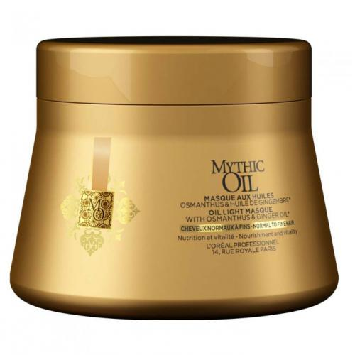 MYTHIC OIL MASQUE CHEVEUX NORMAUX A FINS - Brillance & Nutrition