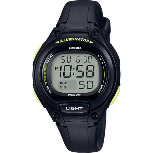 Casio - Montre Casio Collection LW-203-1BVEFHomme - Toutes les Promos