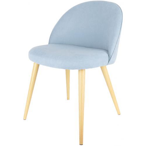 Chaise vintage bleu ease 3 suisses - Les trois suisses meubles ...