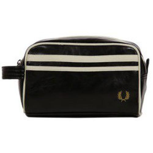 Fred Perry - Trousse De Toilette Classic Authentic Zippée - A Poignée - Trousse de toilette