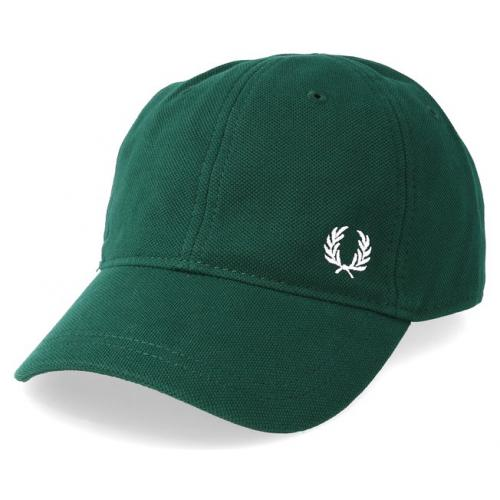 Fred Perry - Casquette Classic Authentic Siglée - Surpiqûres - Fred Perry Maroquinerie