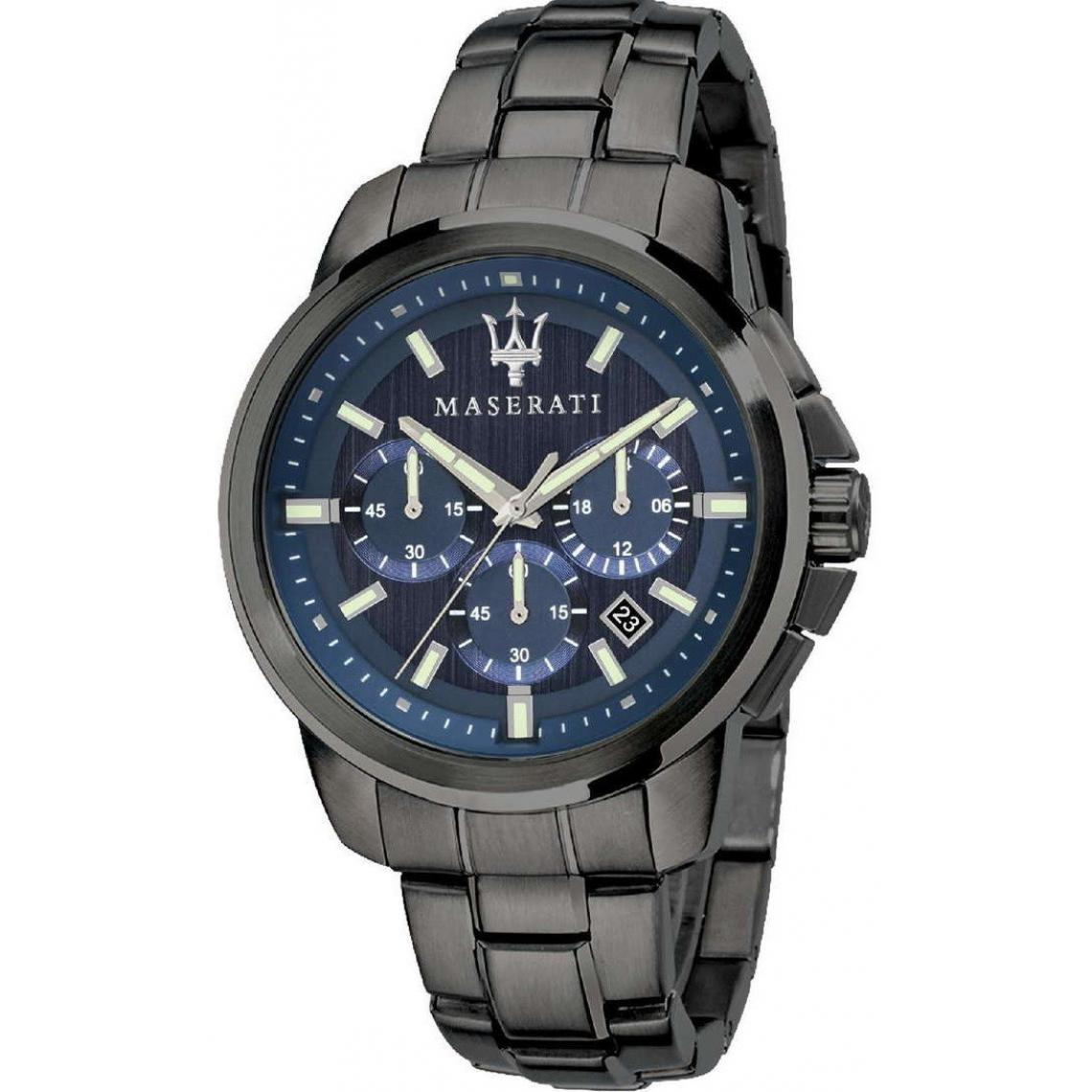 Montre R8873621005 - Montre Successo Dateur Chronographe - Maserati - Modalova