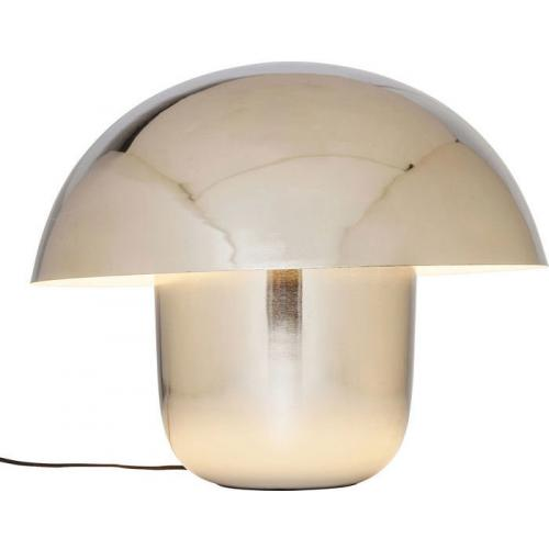 KARE DESIGN - Lampe De Table Kare Design Champignon Chromé VELKOZ - Lampe