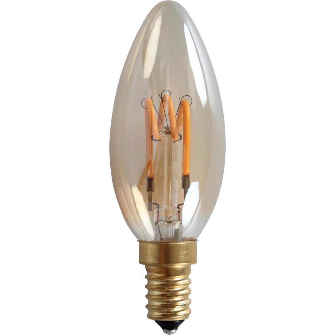 Ampoule LED Rétro Flamme EDISON