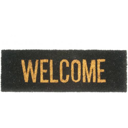 3S. x Home - Paillasson Welcome Or FANNY - Meuble & Déco