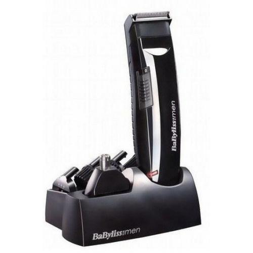 Babyliss - Tondeuse Barbe Rechargeable Multi-Usages - Soins homme