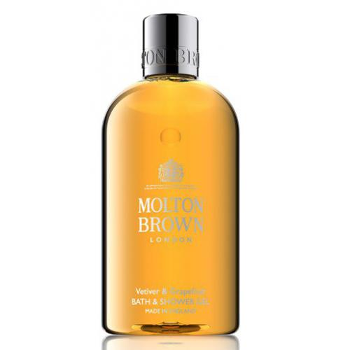 Molton Brown - Gel Douche Vetiver & Grapefruit - 300ML - Soins corps
