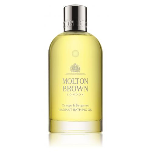 Molton Brown - Huile de Bain Orange & Bergamote - Beauté